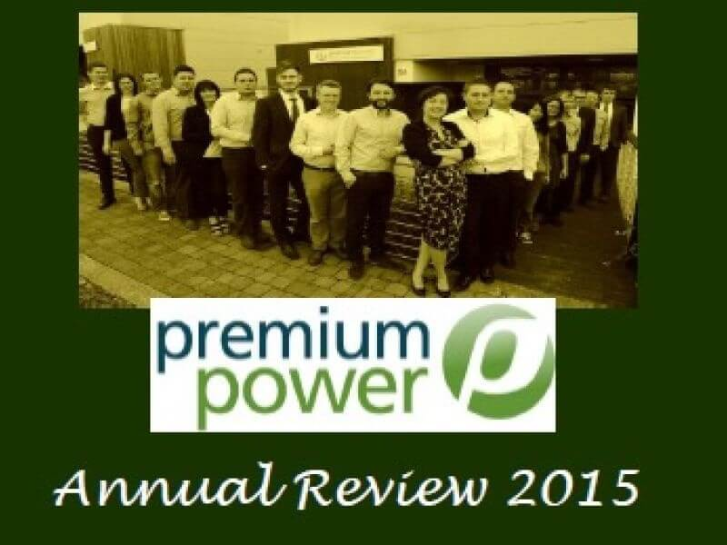 Read our Annual Review 2015