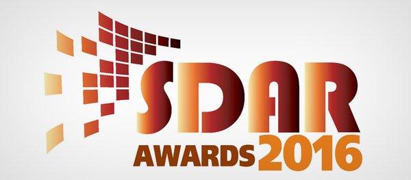 SDAR Awards logo