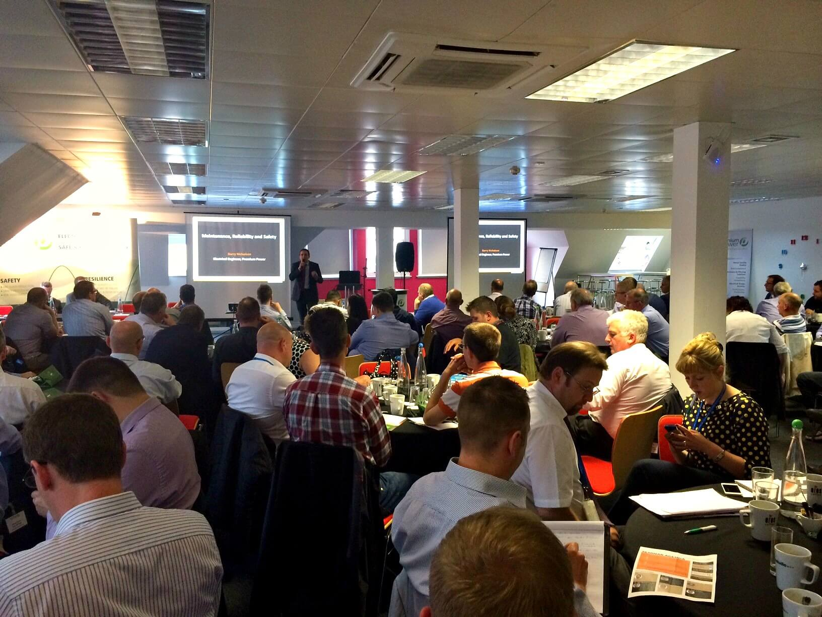 Premium Power present to full house in Birmingham