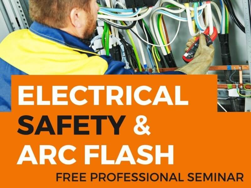 Electrical Safety and Arc Flash Seminar: Wednesday 26th October 2016, Stadium of Light, Sunderland