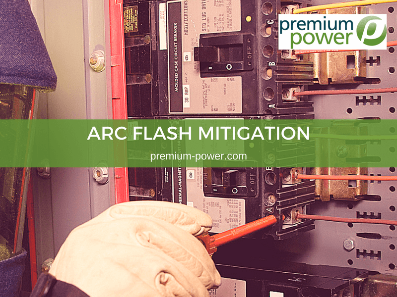 ARC FLASH MITIGATION