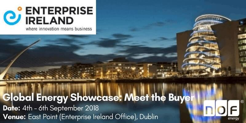 Global Energy Showcase 5 – 6 September 2018