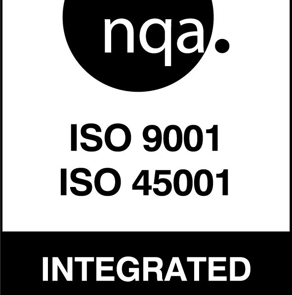 ISO 45001 & 9001 ACCREDITATION