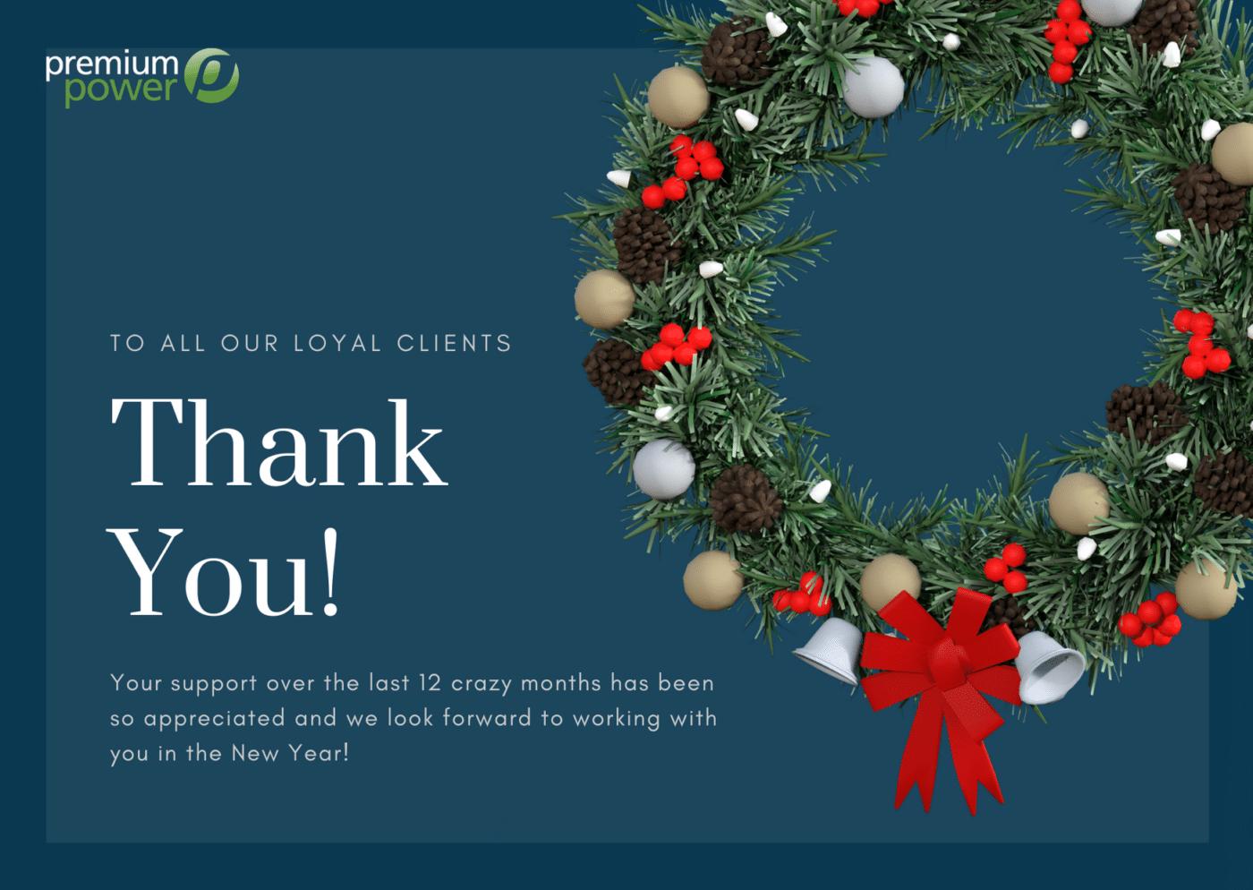 A little Thank You